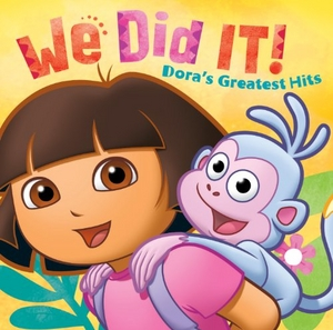 We Did It! Dora's Greatest Hits album cover