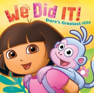 We Did It! Dora's Greatest Hits album cover