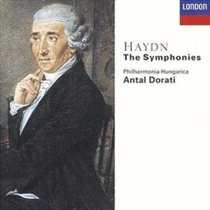 Haydn: Symphonies Nos.48-59 album cover