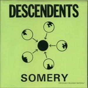 Somery album cover