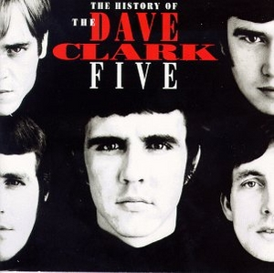 The History Of The Dave Clark Five album cover