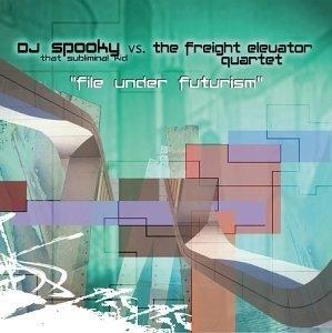 File Under Futurism album cover