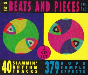 Best Of Beats And Pieces, Vol. 1 & 2 album cover