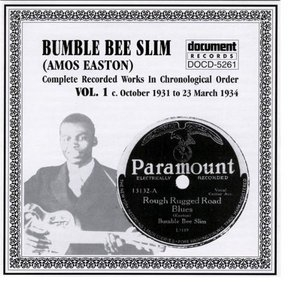 Complete Recorded Works Vol.1 (1931-1934) album cover