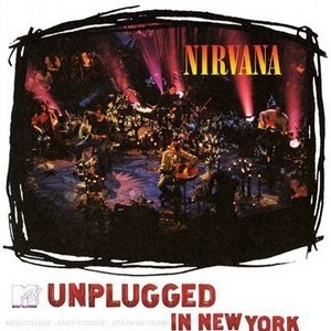MTV Unplugged In New York album cover