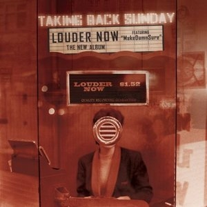 Louder Now album cover