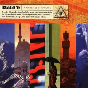 Traveler '99: A Planetful Of Grooves album cover