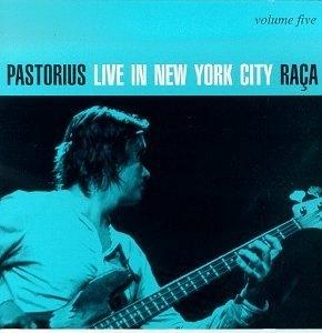Live In New York City, Vol.5: RACA album cover