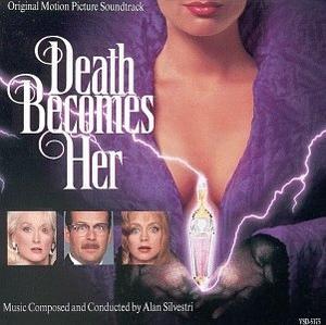 Death Becomes Her: Original Motion Picture Soundtrack album cover