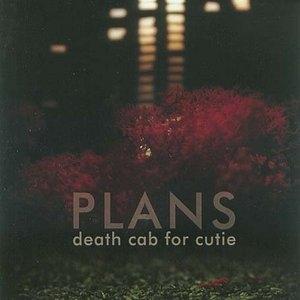 Plans album cover