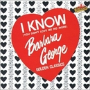 I Know (You Don't Love Me... album cover