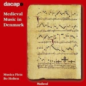 Medieval Music In Denmark album cover