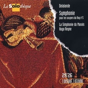 Delalande: Symphonie No.5 album cover