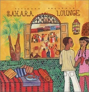 Putumayo Presents: Sahara Lounge album cover