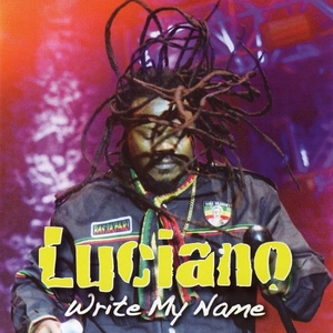 Write My Name album cover