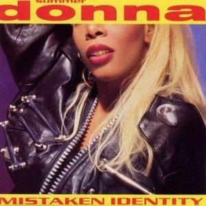 Mistaken Identity album cover