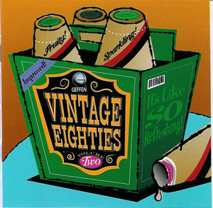 Geffen Vintage Eighties Vol.2 album cover