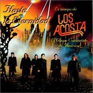 Hasta La Eternidad album cover