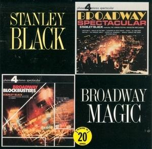 Broadway Magic album cover