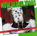 New Wave Christmas album cover
