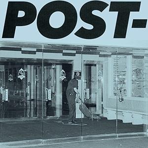 POST- album cover