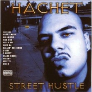 Street Hu$tle album cover
