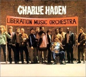 Liberation Music Orchestra album cover