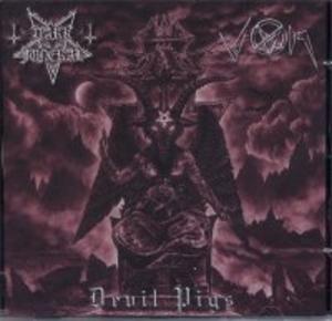 Devil Pigs album cover