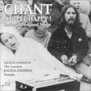 Chant And Be Happy album cover