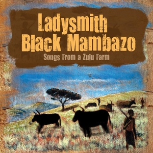 Songs From A Zulu Farm album cover