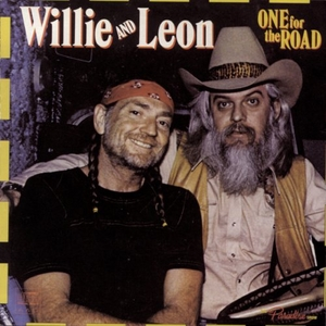 Willie and Leon: One For The Road album cover