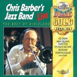 Live In 1954-55-Dixieland album cover