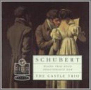 Schubert: Piano Trios album cover