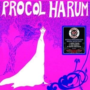 Procol Harum album cover