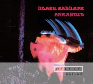 Paranoid (Deluxe Edition) album cover