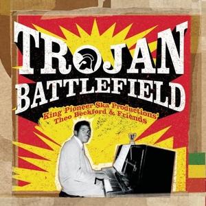 Trojan Battlefield: King Pioneer Ska Productions album cover