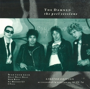 The Peel Sessions album cover