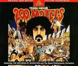 200 Motels (Exp) album cover