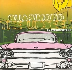 The Unseen: Instrumentals album cover