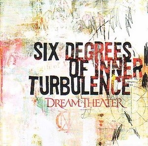 Six Degrees Of Inner Turbulence album cover