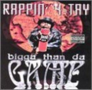 Bigga Than Da Game album cover