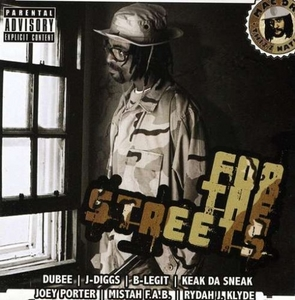 For The Streets album cover
