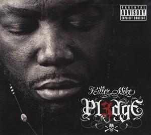 Pl3dge album cover