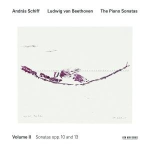 Beethoven: The Piano Sonatas, Vol.2 album cover