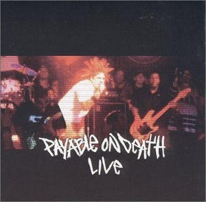 Payable On Death Live album cover