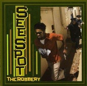 The Robbery album cover