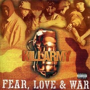 Fear, Love & War album cover