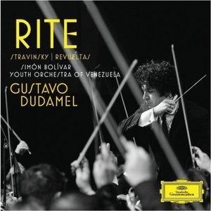 RITE: Stravinsky, Revueltas album cover