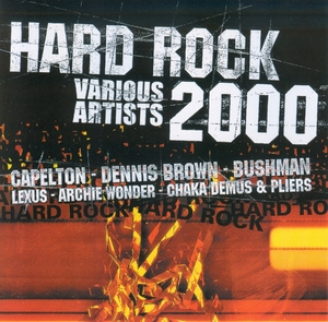 Hard Rock 2000 album cover