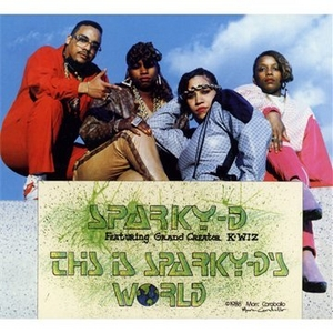 This Is Sparky D's World album cover